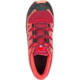 Salomon XA Pro 3D - Chaussures running Enfant - orange/rouge